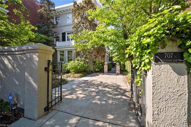 707 Westover Ave, Norfolk, VA 23507 (#10377888) :: Crescas Real Estate