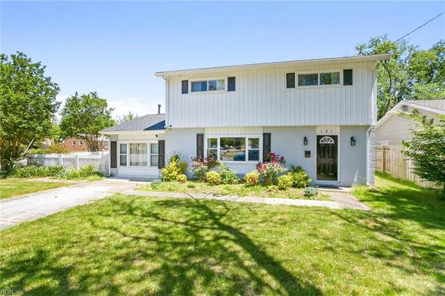 101 Pennwood Dr, Hampton, VA 23666 (#10377891) :: Berkshire Hathaway HomeServices Towne Realty