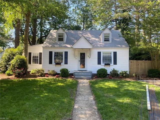 611 Maycox Ave, Norfolk, VA 23505 (#10377895) :: Berkshire Hathaway HomeServices Towne Realty