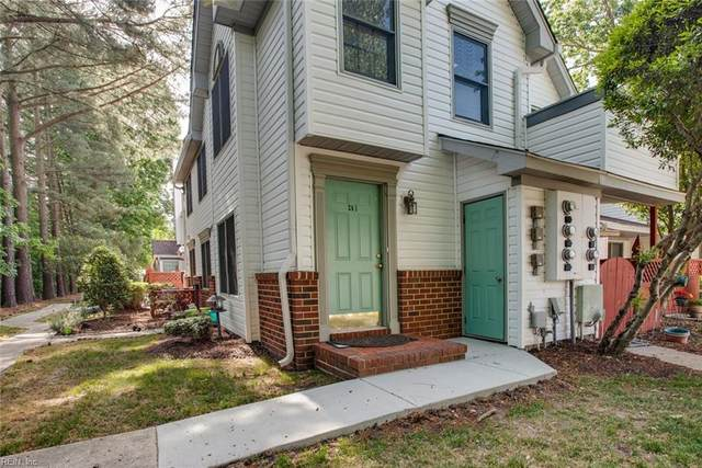 24 Tamarisk Quay I, Hampton, VA 23666 (#10377931) :: Berkshire Hathaway HomeServices Towne Realty
