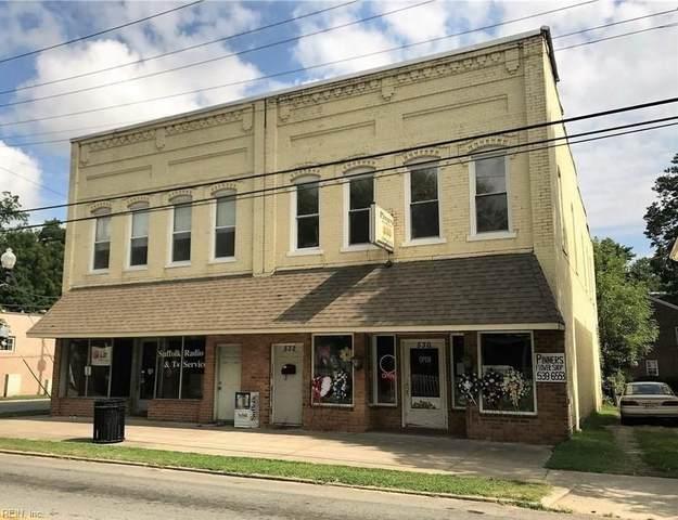 530 W Washington St, Suffolk, VA 23434 (MLS #10377954) :: Howard Hanna Real Estate Services