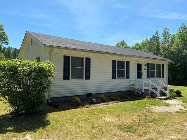 13617 Jerusalem Plank Rd, Sussex County, VA 23890 (#10377992) :: RE/MAX Central Realty