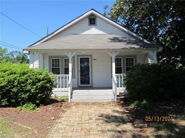 2421 Gilmerton Rd, Chesapeake, VA 23323 (#10377997) :: Avalon Real Estate