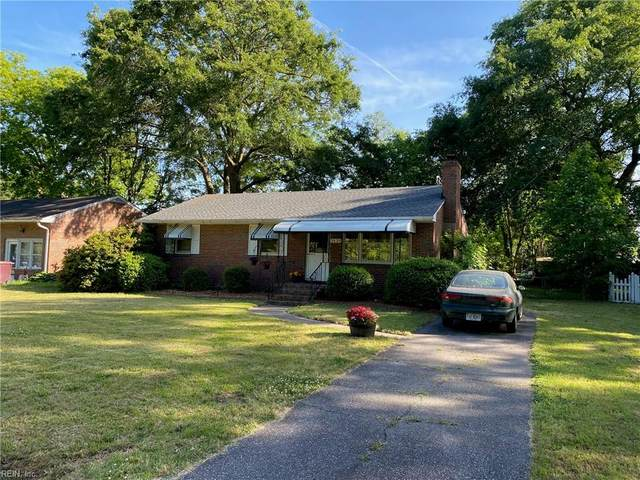 3129 Webster Ave, Chesapeake, VA 23325 (#10378023) :: The Bell Tower Real Estate Team