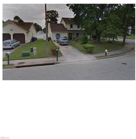 784 Terrace Dr, Newport News, VA 23601 (#10378026) :: Encompass Real Estate Solutions