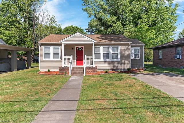 309 Truxton Ave, Portsmouth, VA 23701 (#10378032) :: RE/MAX Central Realty