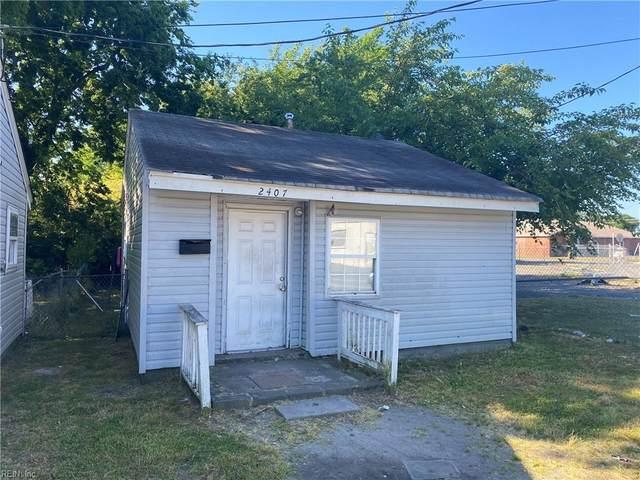 2407 Deep Creek Blvd, Portsmouth, VA 23704 (MLS #10378037) :: Howard Hanna Real Estate Services