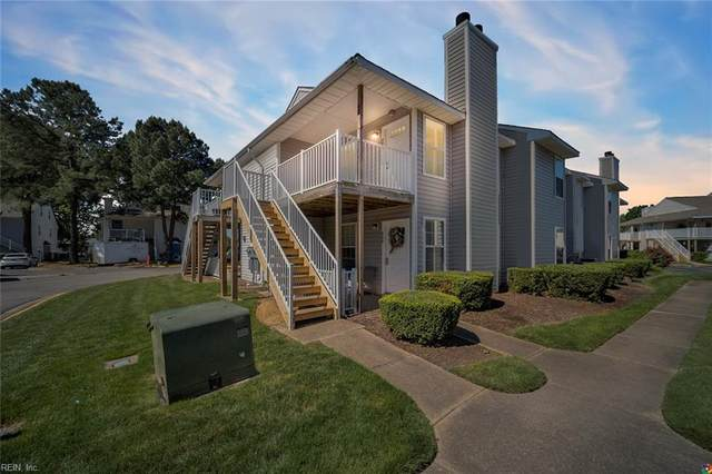 406 Shelter Dr #201, Virginia Beach, VA 23462 (#10378062) :: Berkshire Hathaway HomeServices Towne Realty
