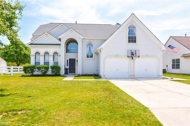 3245 Fayette Dr, Virginia Beach, VA 23456 (#10378072) :: Berkshire Hathaway HomeServices Towne Realty