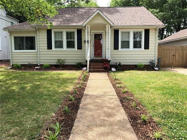 3406 Kenmore Dr, Hampton, VA 23661 (#10378085) :: The Kris Weaver Real Estate Team
