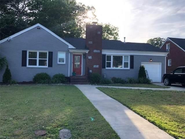 405 Tareyton Ln, Portsmouth, VA 23701 (MLS #10378151) :: Howard Hanna Real Estate Services