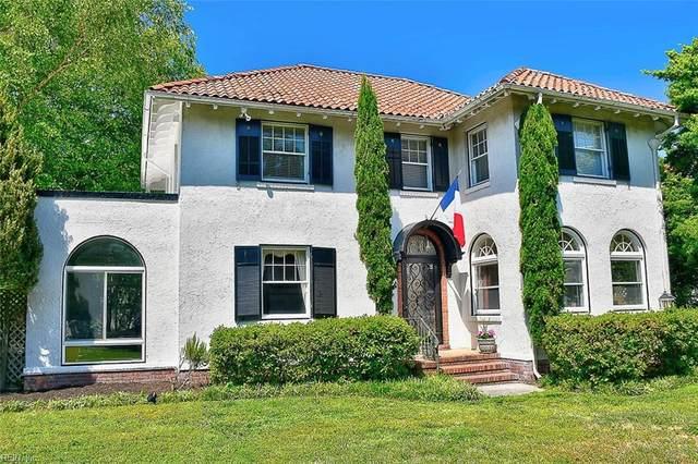 7410 Muirfield Rd, Norfolk, VA 23505 (#10378182) :: Crescas Real Estate