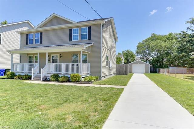 7502 Diven St, Norfolk, VA 23505 (#10378208) :: Berkshire Hathaway HomeServices Towne Realty