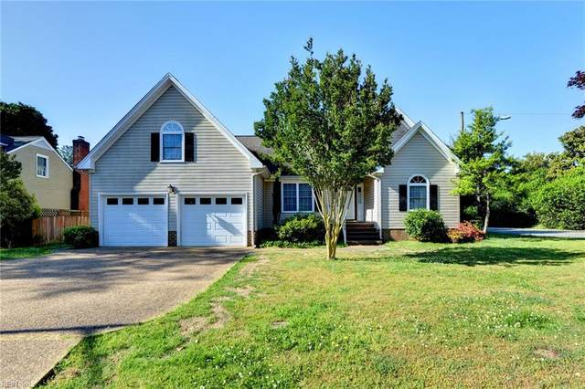 100 Canvasback Trl, Newport News, VA 23602 (#10378272) :: RE/MAX Central Realty