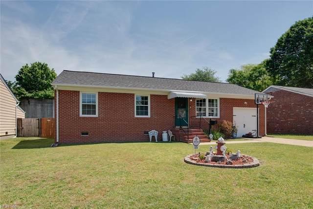 325 Agusta Dr, Newport News, VA 23601 (#10378277) :: Berkshire Hathaway HomeServices Towne Realty