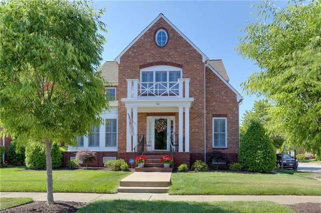 366 Robert Frost St, Newport News, VA 23606 (#10378311) :: Berkshire Hathaway HomeServices Towne Realty