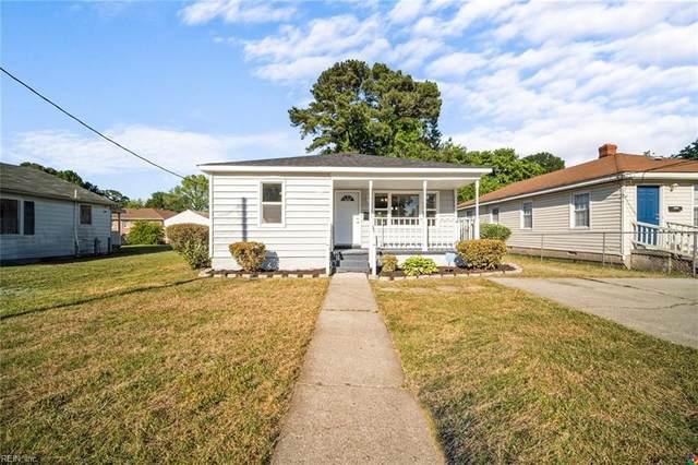 2623 Roanoke Ave, Portsmouth, VA 23704 (MLS #10378331) :: Howard Hanna Real Estate Services