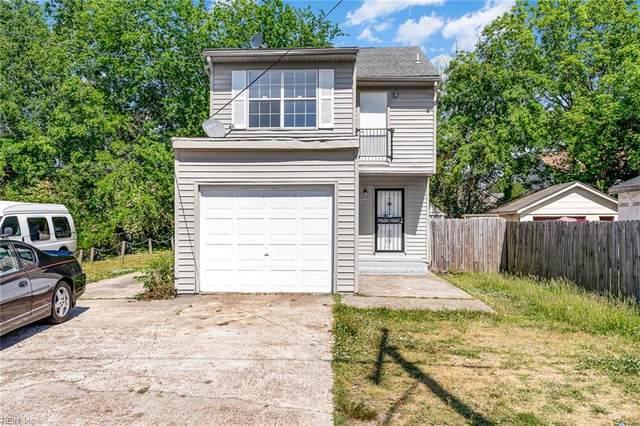 1046 Kenton Ave, Norfolk, VA 23504 (#10378362) :: Berkshire Hathaway HomeServices Towne Realty