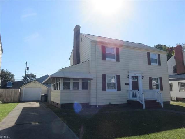 225 Chesterfield Rd, Hampton, VA 23661 (MLS #10378371) :: Howard Hanna Real Estate Services