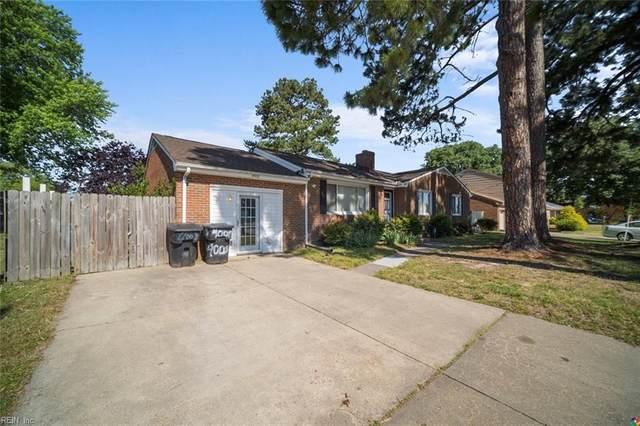 4008 Cedar Ln, Portsmouth, VA 23703 (MLS #10378411) :: Howard Hanna Real Estate Services