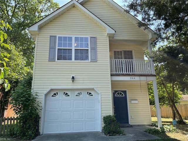 904 Dogwood Ter, Norfolk, VA 23502 (#10378428) :: The Bell Tower Real Estate Team
