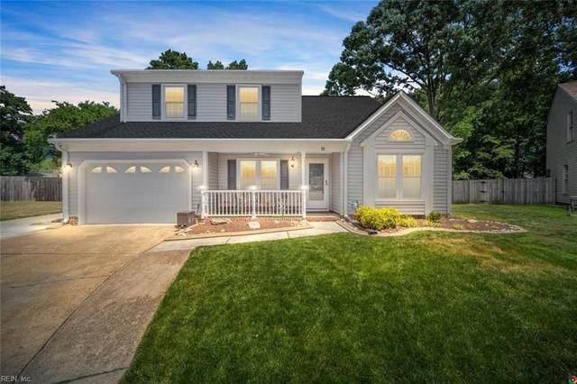 11 Old Oak Ct, Hampton, VA 23666 (MLS #10378509) :: AtCoastal Realty