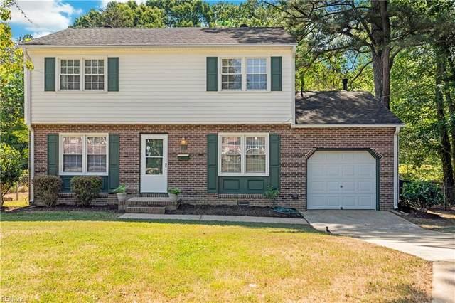 25 Linda Dr, Newport News, VA 23608 (#10378517) :: Berkshire Hathaway HomeServices Towne Realty