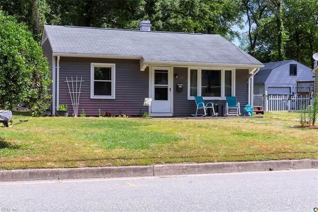 207 Beverly St, Hampton, VA 23669 (#10378536) :: Berkshire Hathaway HomeServices Towne Realty