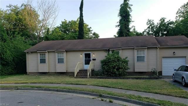 3 Claymore Dr, Hampton, VA 23669 (#10378555) :: Berkshire Hathaway HomeServices Towne Realty