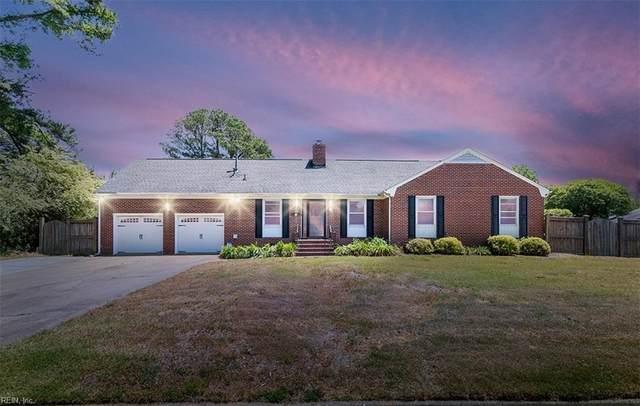 2 Jameson Ave, Hampton, VA 23666 (#10378584) :: RE/MAX Central Realty