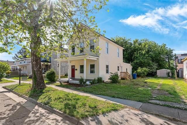 1016 26th St, Newport News, VA 23607 (#10378589) :: Berkshire Hathaway HomeServices Towne Realty