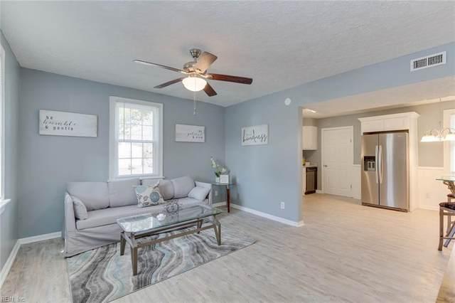 708 Maryland Ave, Hampton, VA 23661 (MLS #10378620) :: Howard Hanna Real Estate Services