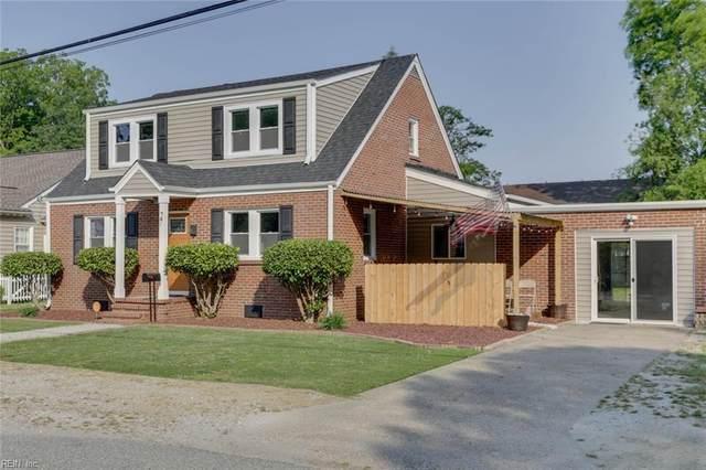27 Hitchens Ln, Newport News, VA 23601 (#10378622) :: Berkshire Hathaway HomeServices Towne Realty