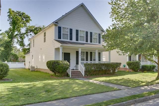 241 W Gilbert St, Hampton, VA 23669 (#10378630) :: Berkshire Hathaway HomeServices Towne Realty