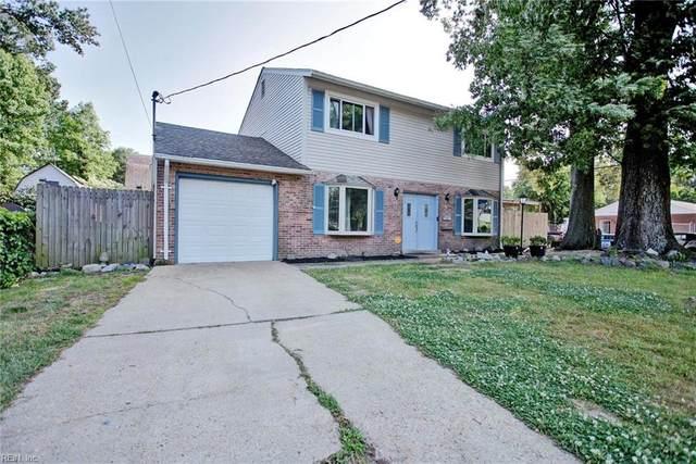 434 Stockton St, Hampton, VA 23669 (#10378635) :: Berkshire Hathaway HomeServices Towne Realty