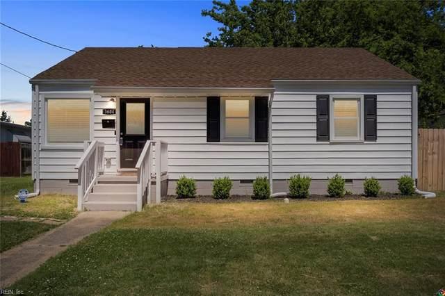 3604 Bessie St, Norfolk, VA 23513 (#10378642) :: Berkshire Hathaway HomeServices Towne Realty