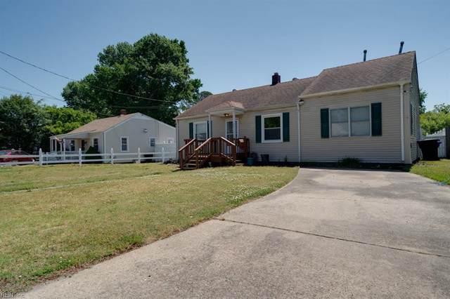38 Greeneland Blvd, Portsmouth, VA 23701 (#10378684) :: The Bell Tower Real Estate Team