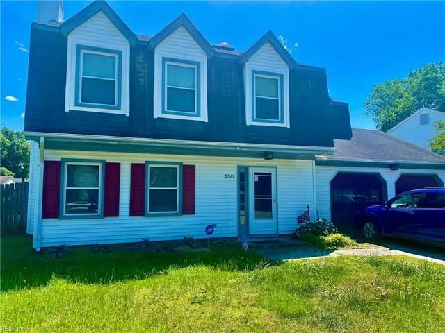 750 Terrace Dr, Newport News, VA 23601 (#10378688) :: Encompass Real Estate Solutions