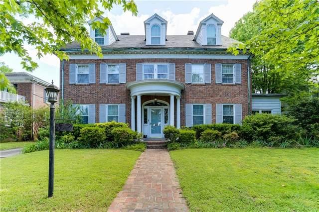 6306 Huntington Ave, Newport News, VA 23607 (#10378740) :: Berkshire Hathaway HomeServices Towne Realty