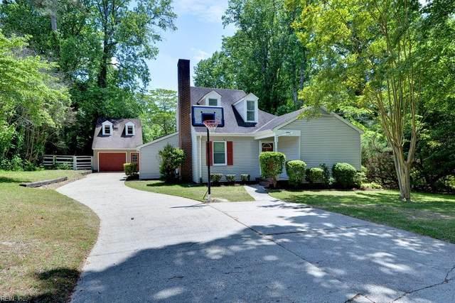 126 Indian Cir, James City County, VA 23185 (#10378792) :: Encompass Real Estate Solutions