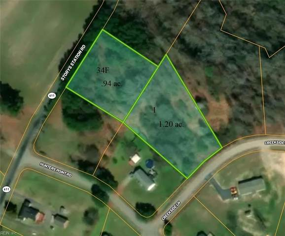 Lot 5 Story Station (2.14Acr) Rd, Southampton County, VA 23837 (#10378862) :: Berkshire Hathaway HomeServices Towne Realty