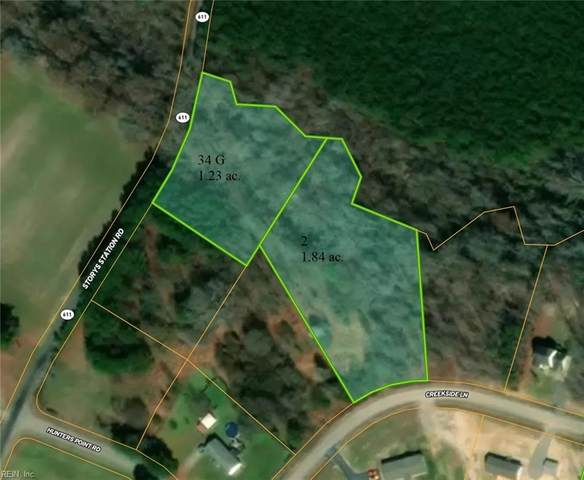 3.12ac Story Station (34G) Rd, Southampton County, VA 23837 (#10378864) :: Berkshire Hathaway HomeServices Towne Realty