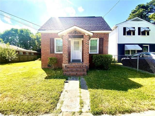 1205 Covel St, Norfolk, VA 23523 (#10378917) :: Berkshire Hathaway HomeServices Towne Realty