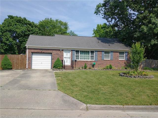 218 Monroe Ave, Newport News, VA 23608 (#10378929) :: Berkshire Hathaway HomeServices Towne Realty