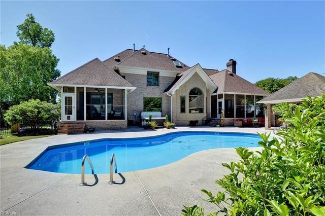 116 Laydon Way, Poquoson, VA 23662 (#10378948) :: Berkshire Hathaway HomeServices Towne Realty