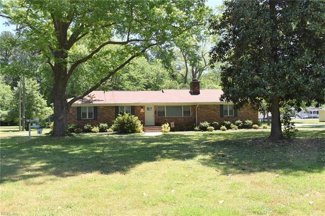 696 Yorktown Rd, Poquoson, VA 23662 (#10378967) :: Berkshire Hathaway HomeServices Towne Realty