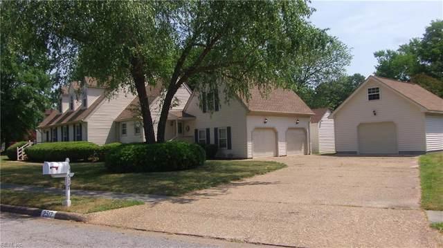 2517 Lakewood Ln, Chesapeake, VA 23321 (#10378979) :: Berkshire Hathaway HomeServices Towne Realty