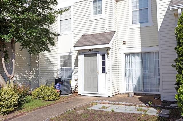 363 Lees Mill Dr, Newport News, VA 23608 (#10378993) :: Berkshire Hathaway HomeServices Towne Realty