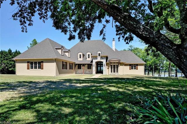 401 Pagan Rdg, Isle of Wight County, VA 23430 (#10379023) :: Berkshire Hathaway HomeServices Towne Realty