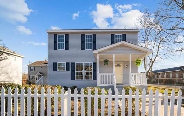 947 Avenue F, Norfolk, VA 23513 (MLS #10379053) :: Howard Hanna Real Estate Services